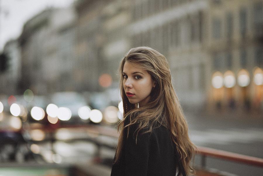 """My urban soul"" © Federica Nardese"