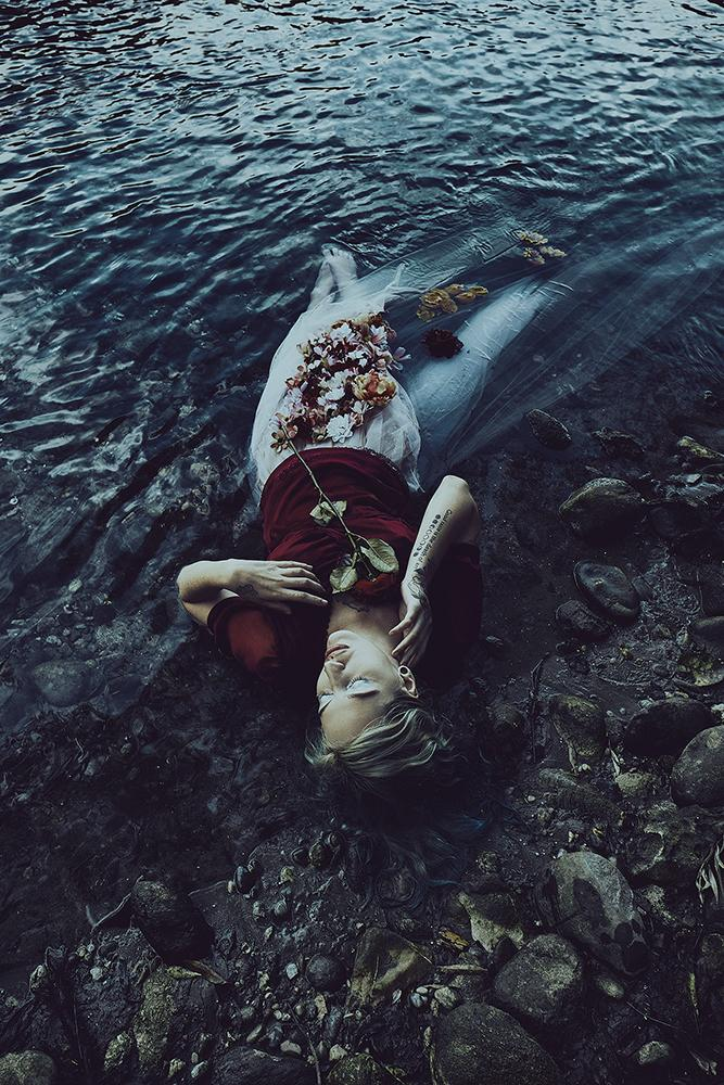 """""""The dark river"""" © Michele Maglio"""