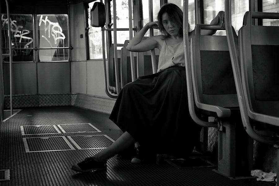 """""""Tram 19"""" © Andre Moreau"""