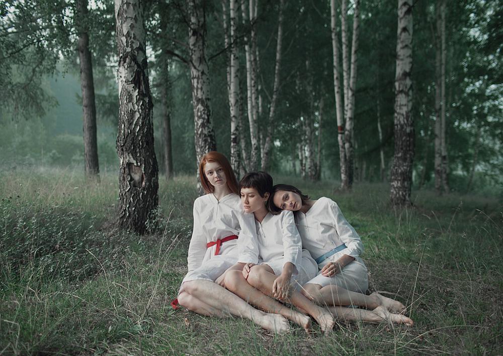 © Daria Dshalelova