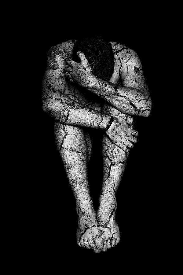 """Collapse of a soul"" © Giacomo Quaggiotto"