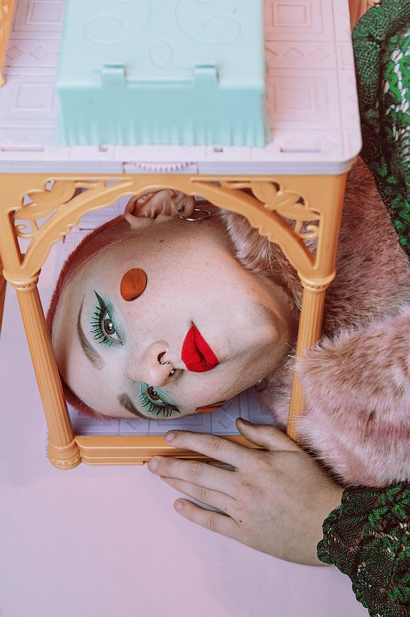 """Carnival in DollsLand"" di Ottavia De Lambrinie"