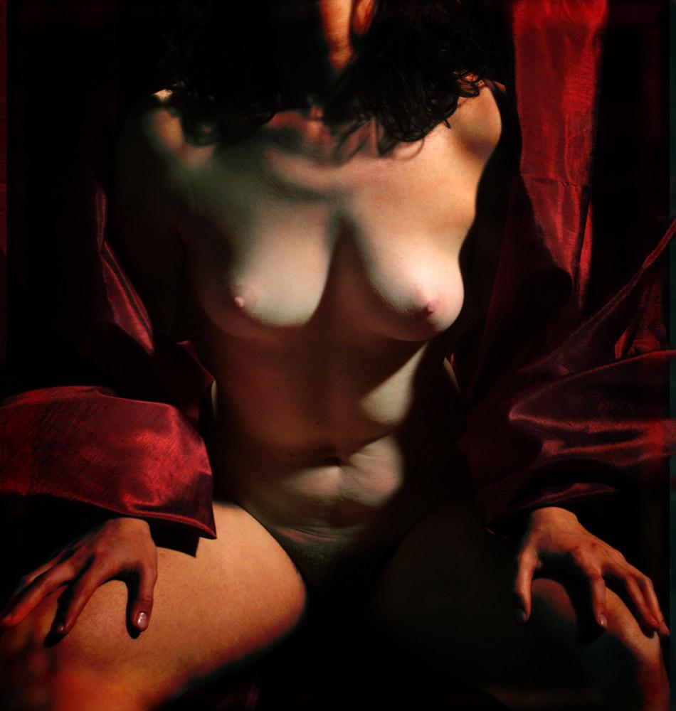"""Goth nude"" © Aldo Stefanni"