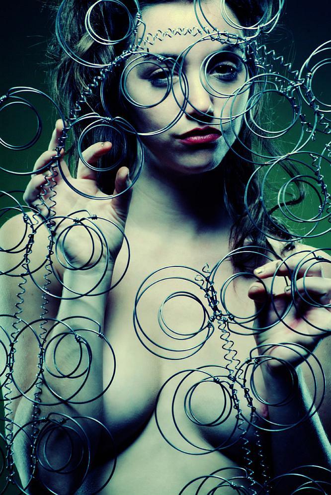 """Iron and beauty"" © Aldo Stefanni"