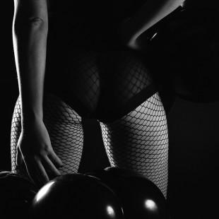 """""""Black Circus"""" di Dario Cavedale"""
