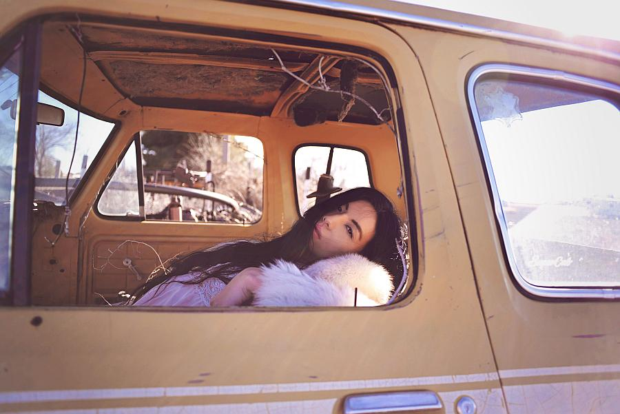 """Texas junkyard"" by Kaci Owens"