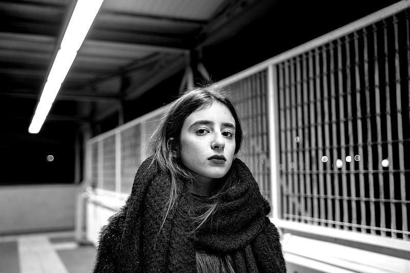 """""""La rage"""" © Chiara Pasotto - Model: Sara Pinsone - MUA: Gaia Proietti"""