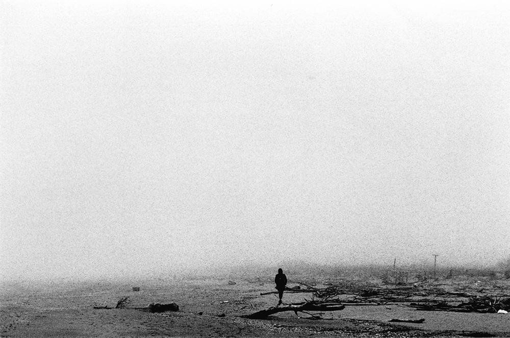 """Melancholia by the Sea"" di Tommaso Guermandi"