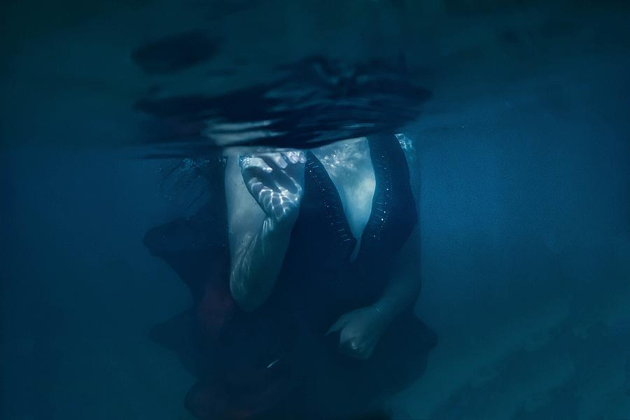 """""""COLD WATER"""" © Antonella Giuliano"""