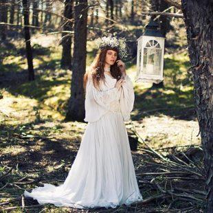 """La dama bianca"" di Jacopo Pinzino"