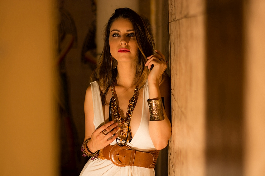 © Manuel Guarnera - Model: Ginevra La Face; MUA: Giovanna Zuzolo; Stylist: Andrea Broceta; Assistant: Carlotta Mancia