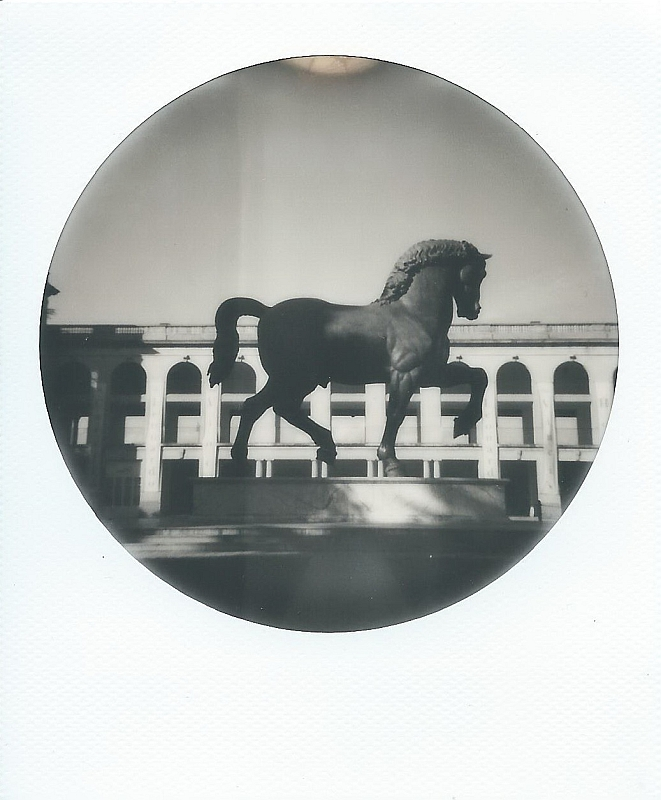 """Da Vinci's horse"" © Luca Corradi"