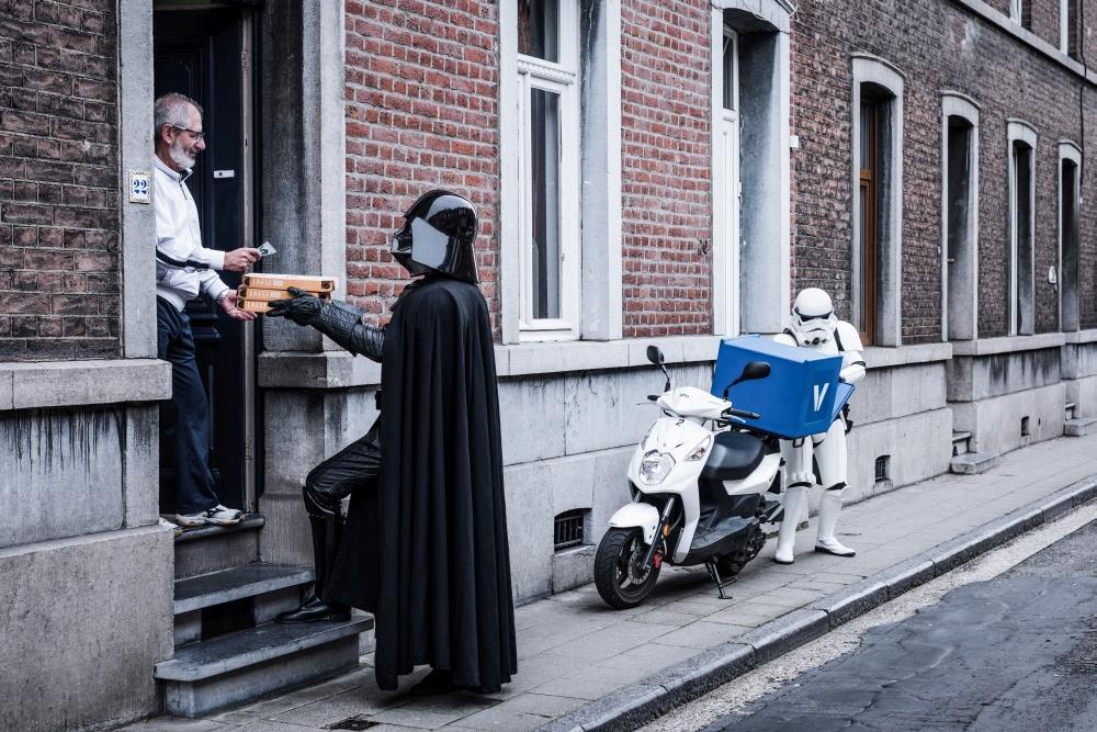 L'Empire contre la Crise 10 - Livraison de Pizza 5