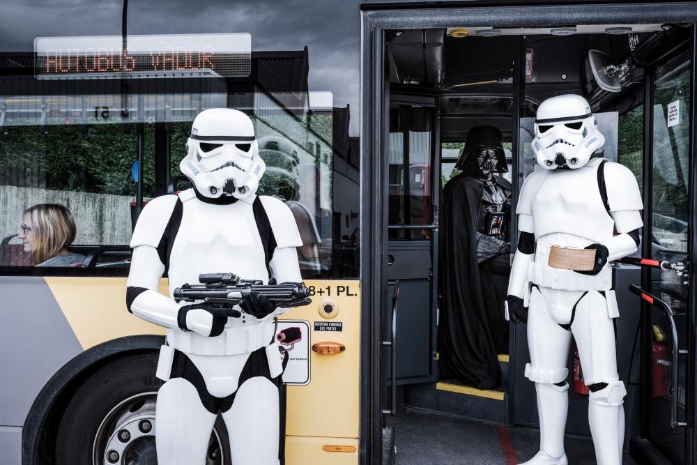 L'Empire contre la Crise 7 - Transports en Commun