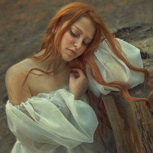 """""""Pre-Raphaelite dream"""" di Anna Triolo"""