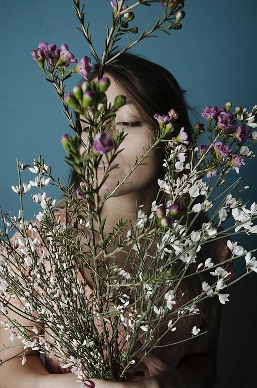 """Flower aoul"" © Mara Patricelli"