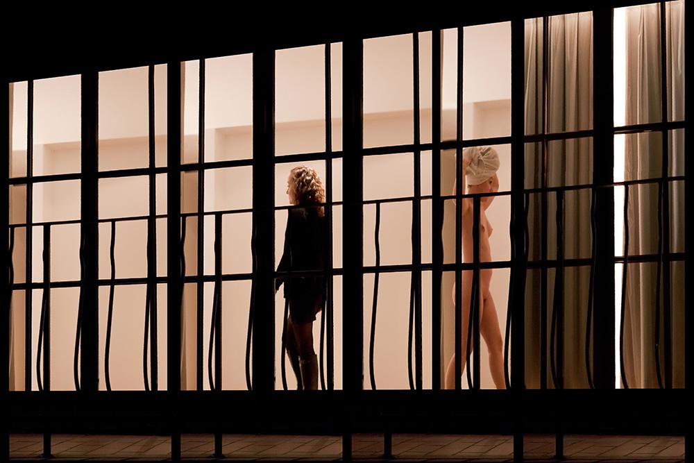 """""""The Girl Next Door"""" © Irving S. T. Garp"""