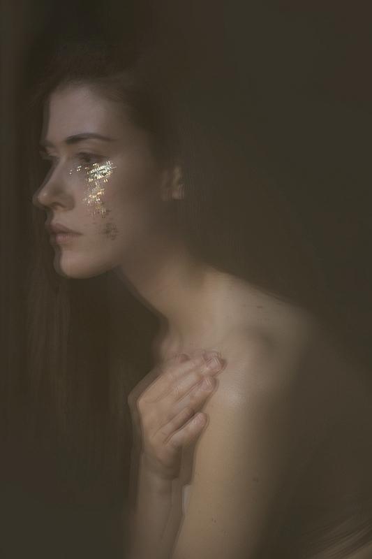 """""""Lacrime d'oro"""" © Francesca Goffi"""