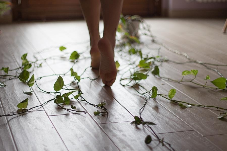 """""""In punta di piedi"""" © Veronica Iannetti"""