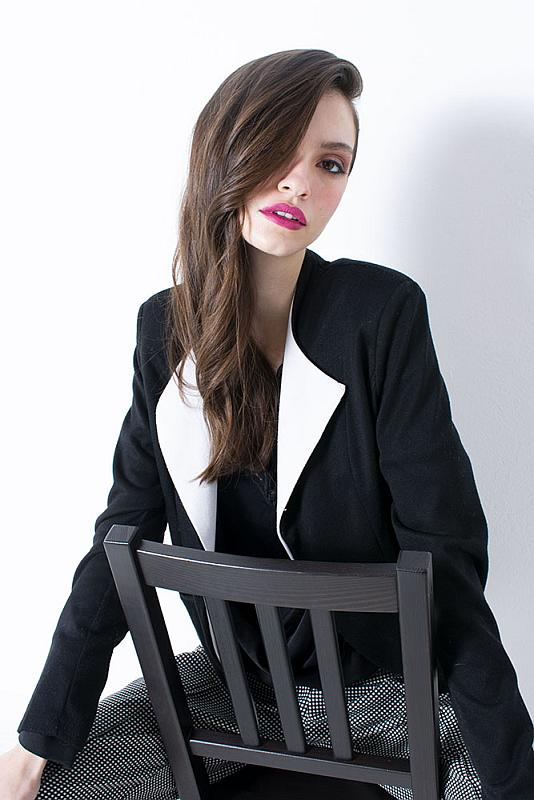 © Emilie Volatild - model: Alina - muah: Vanessa Vastola - creative director: Ilaria Iacovello