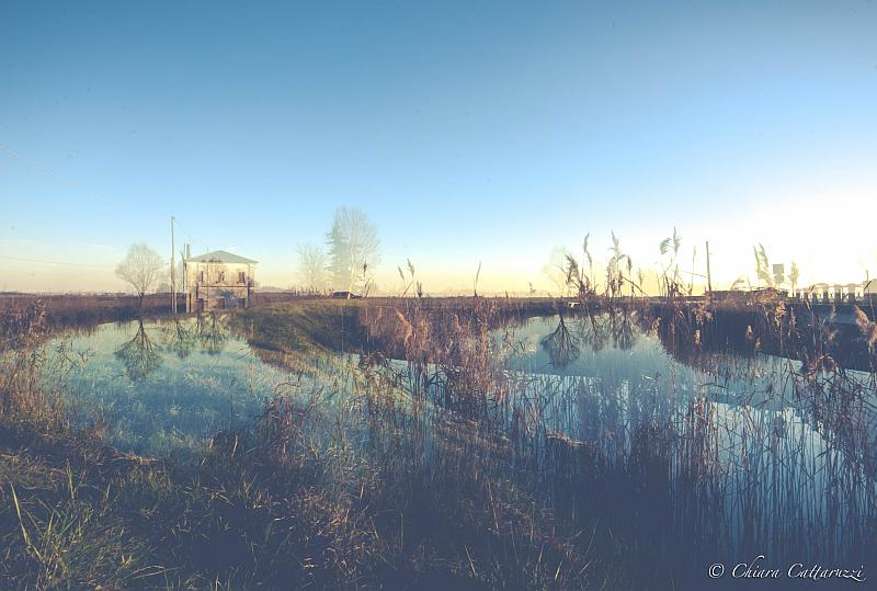 """A winter countryside"" © Chiara Cattaruzzi"