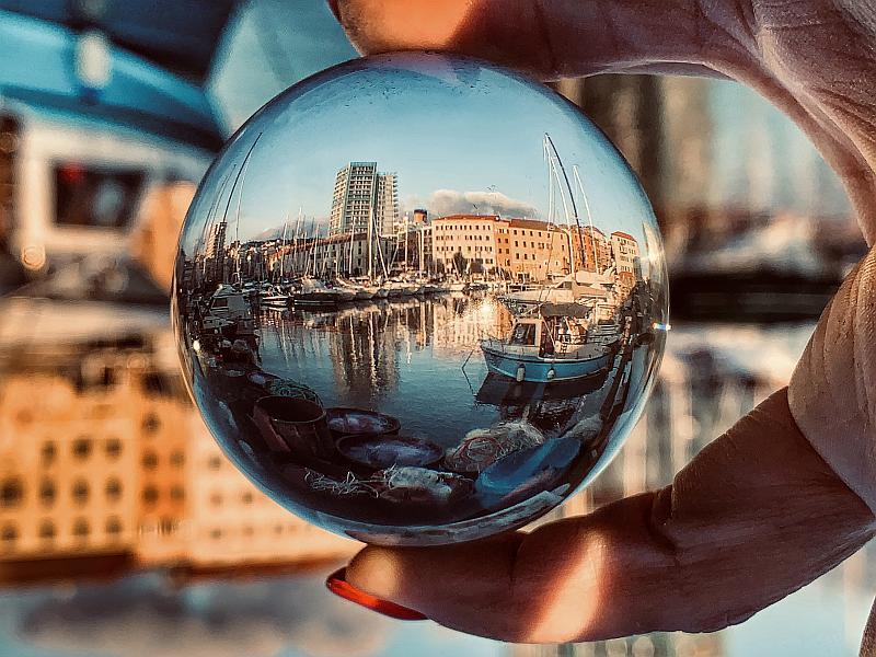 """""""La vita in una bolla"""" © Samuele Sirello"""