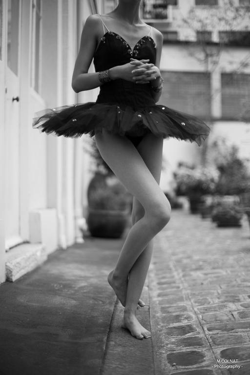 """Black Swan Endeavor"" © Matthieu Colnat - model: Aline - MUA: Stefania Zaikina"