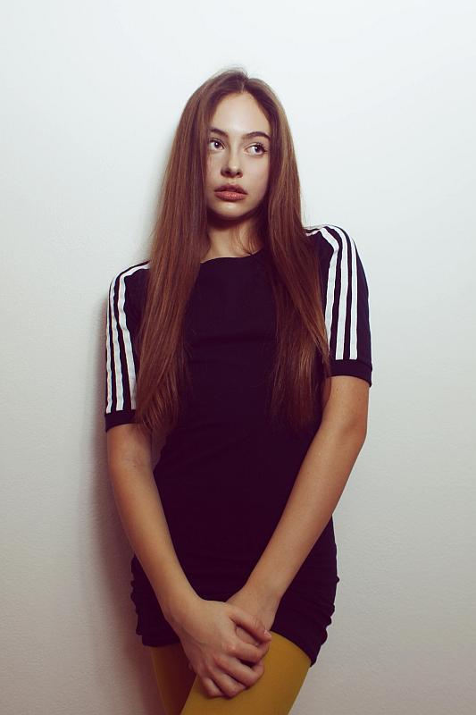 """Unconditional"" © Balint Nemes - model: Kika - stylist: Gigi"