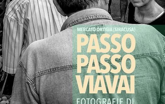 """""""Passo passo viavai"""", mostra personale di Alfio Torrisi. Siracusa 11-25 maggio 2019"""