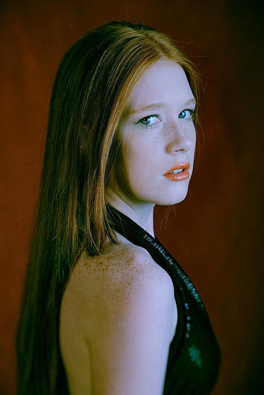 """Juliana's secret"" @ Anna Atlas - model: Uliana Anufrieva - Model Agency: MAXI MODELS"