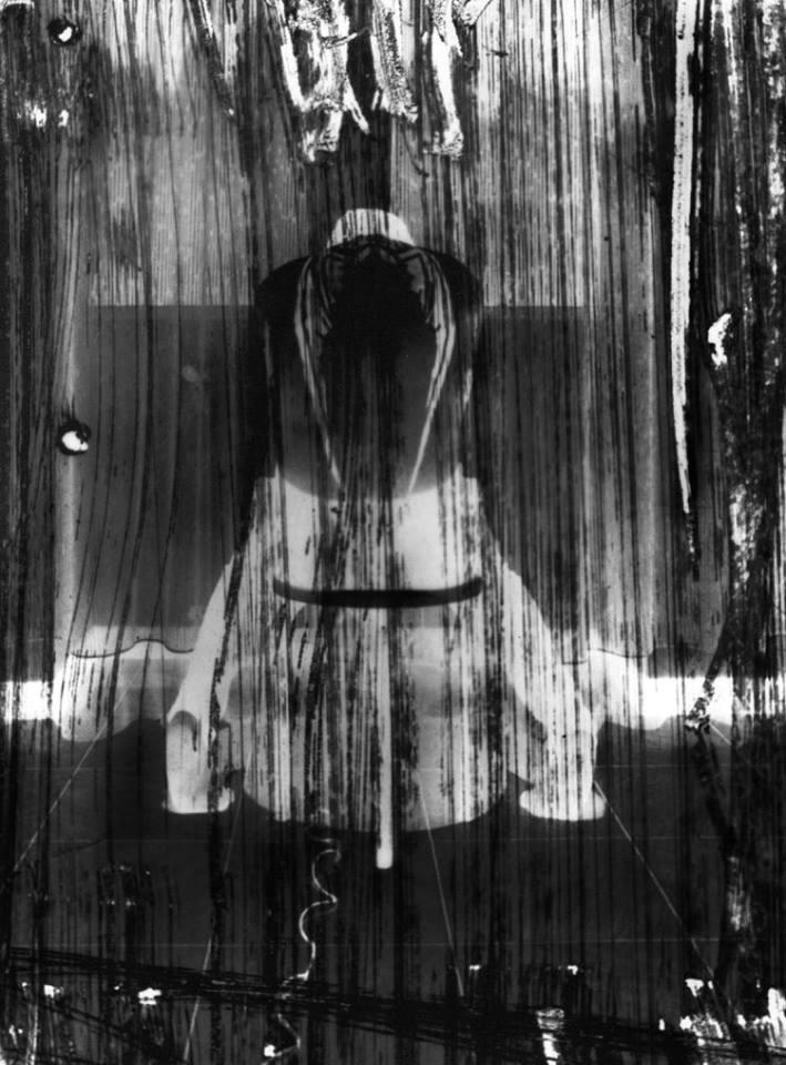 Ivan Piano, 4'33'', 2018, stampa ai sali d'argento 30x40 cm (opera unica) courtesy galleria SR Contemporary Art (Berlino e Milano)