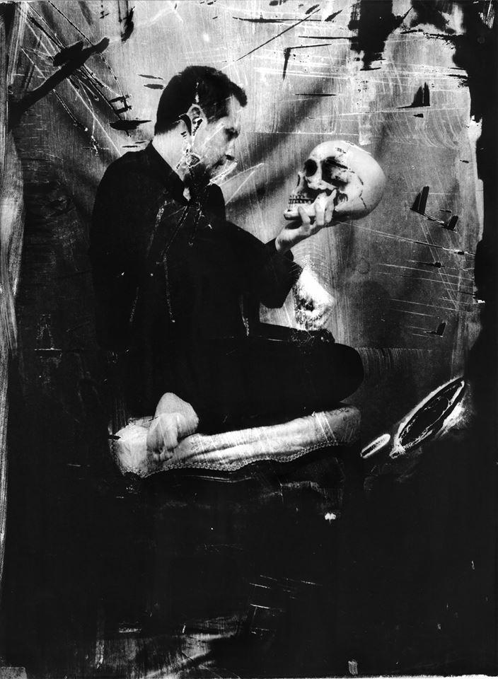 Ivan Piano, Remember In Hell, 2018, stampa ai sali d'argento 18x24 cm (opera unica) courtesy galleria SR Contemporary Art (Berlino e Milano)
