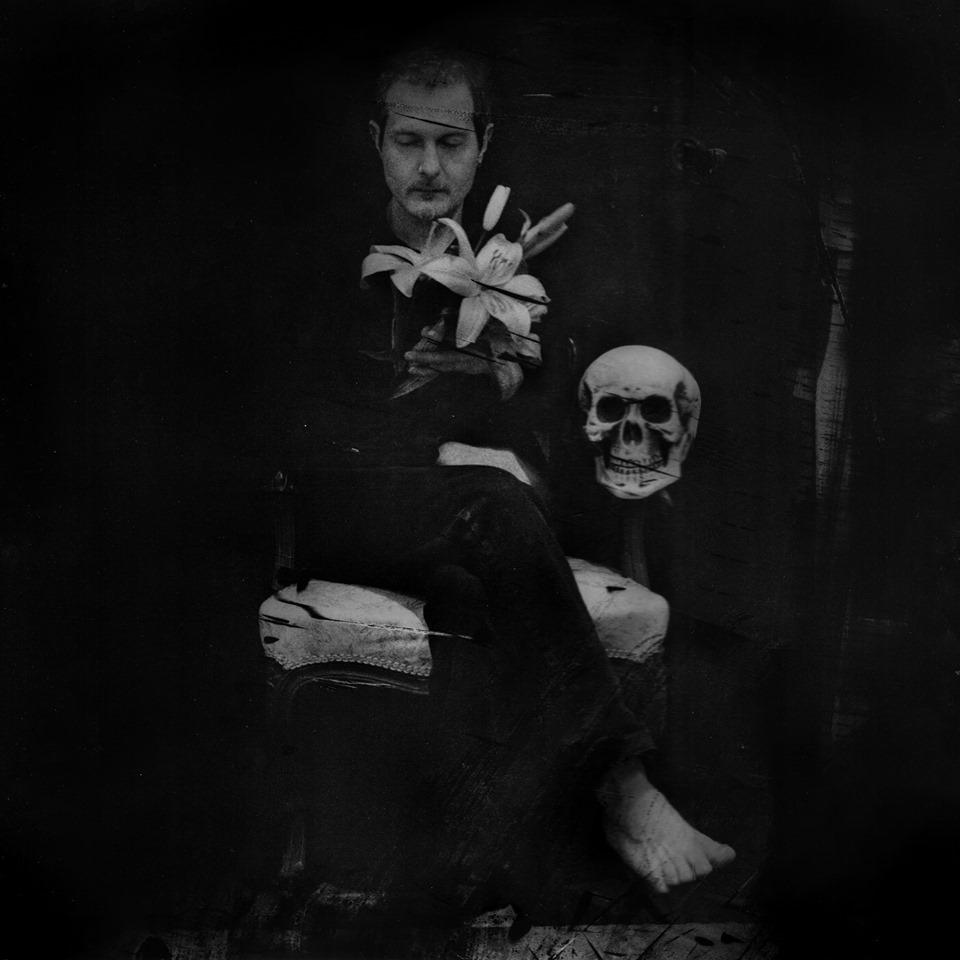 "Ivan Piano, ""Sweeter would be the death, if…"", 2019, stampa ai sali d'argento 30x30 cm (opera unica) courtesy galleria SR Contemporary Art (Berlino e Milano)"