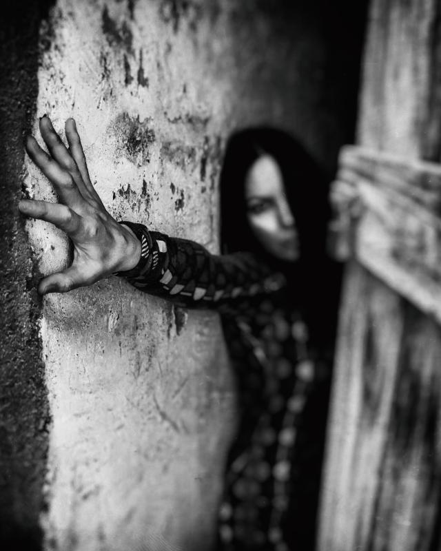 """My prison"" © Maria Serra"