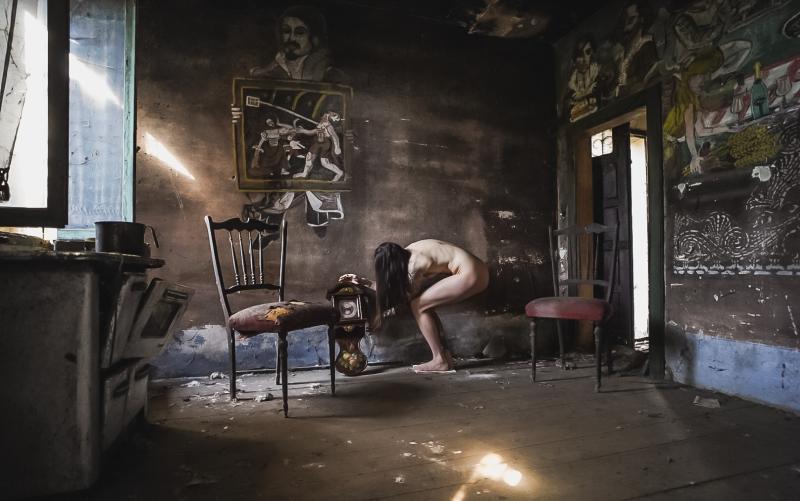 """""""Time"""" © Teresa Bontà"""