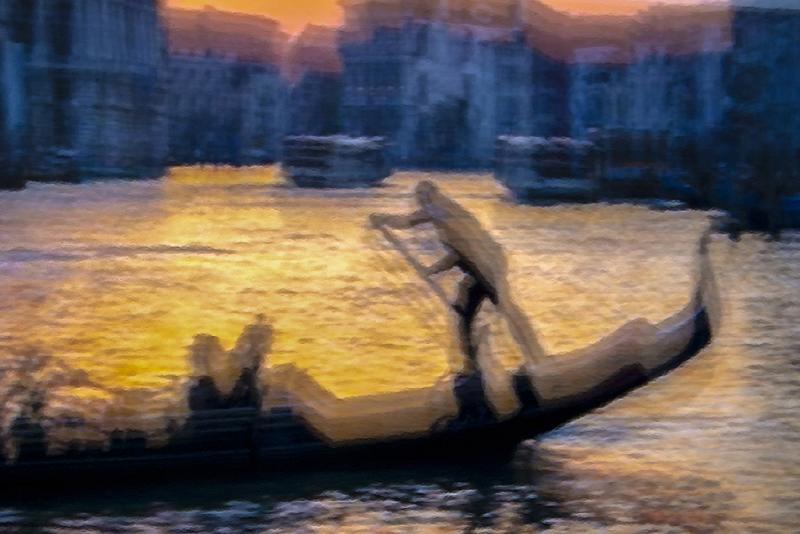 """Luci su Venezia"" © Francesco Mercadante"