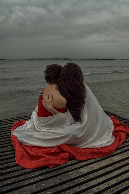 """""""Filo rosso"""" © Tatiana Candeloro"""