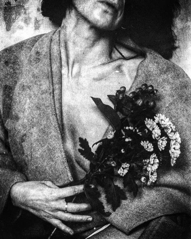 """Past tense"" © Annalisa De Luca"