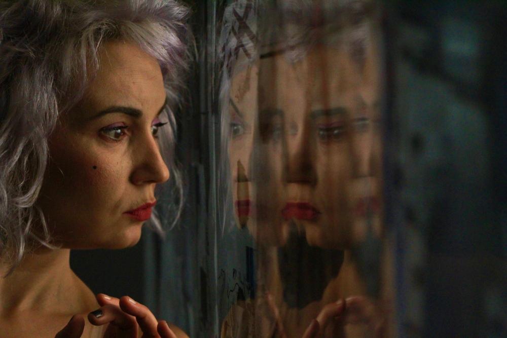 """""""L'immagine di me moltiplica e confonde"""" © Davide Gualtieri"""