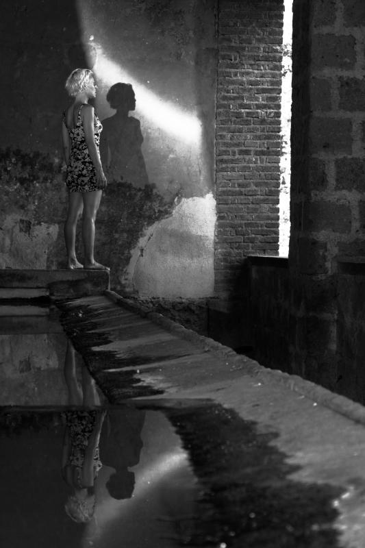 """""""Atlante delle contemplazioni - Contemplazione quinta - Primo sguardo"""" © Davide Gualtieri"""