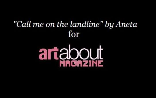 """Call me on the landline"" by Aneta"