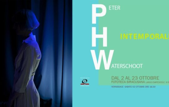"""""""Intemporalità"""": Peter Henry Waterschoot in mostra a Siracusa"""