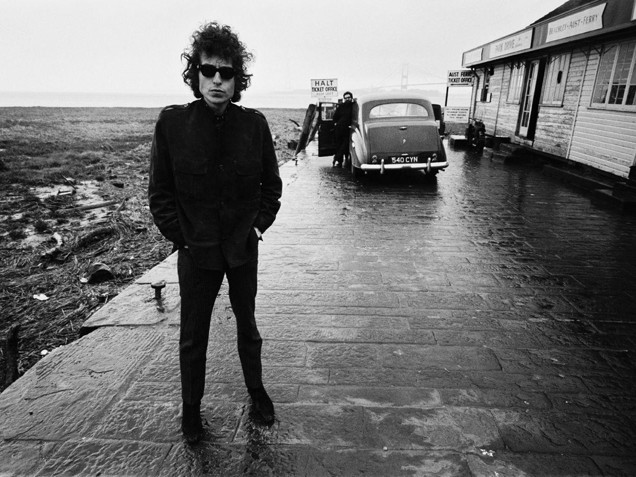 Bob Dylan pittore a National Londra