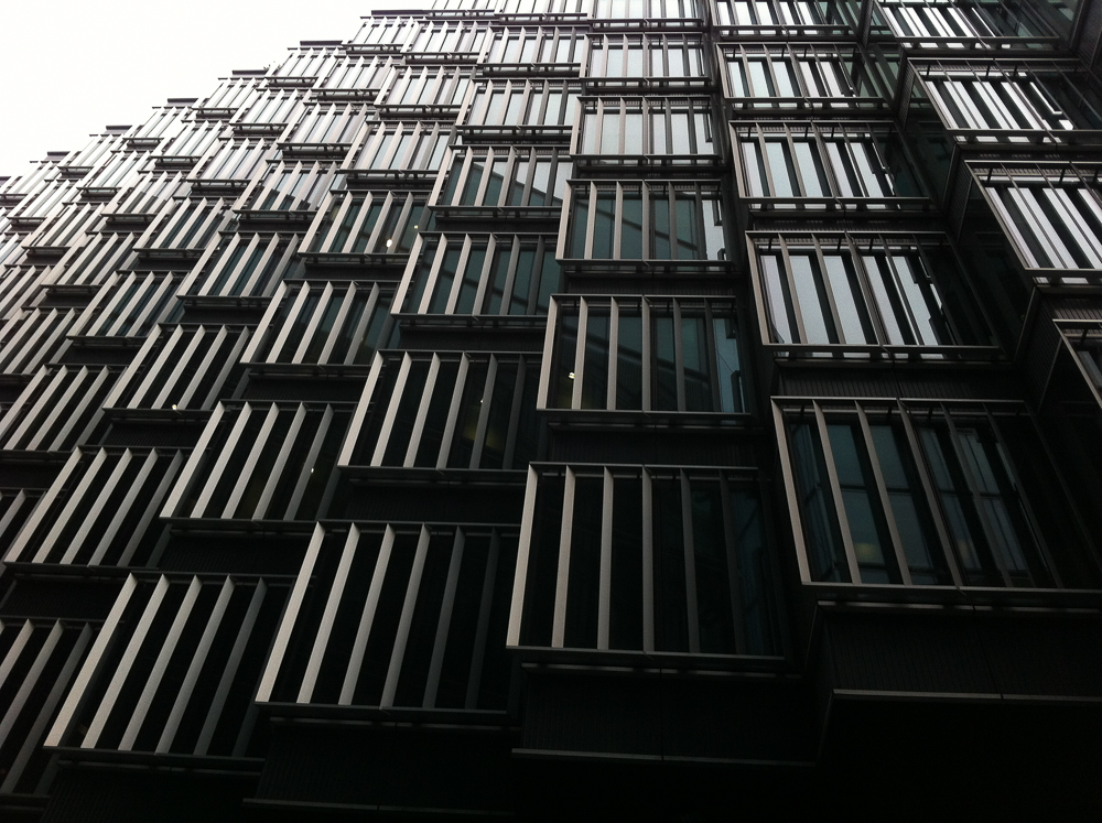 """""""Architecture is now, London"""" di Boris Staferna"""