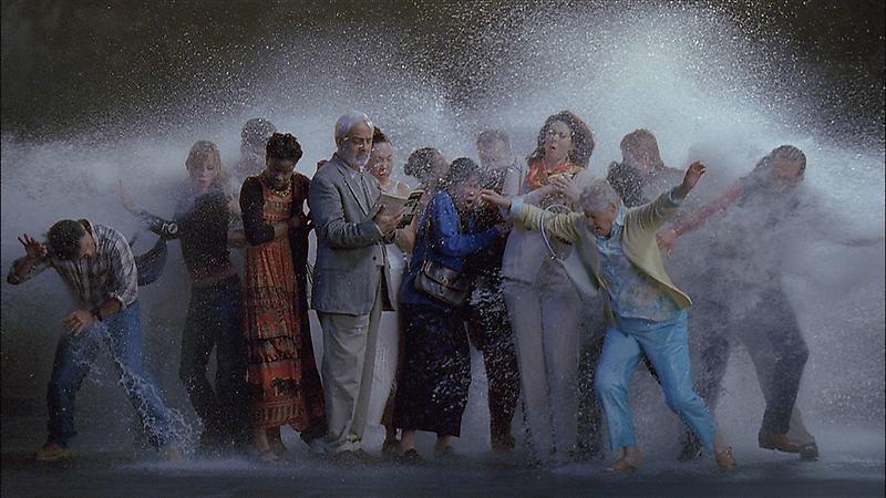 Arte: Mantova, Bill Viola presenta la video installazione 'The Raft'