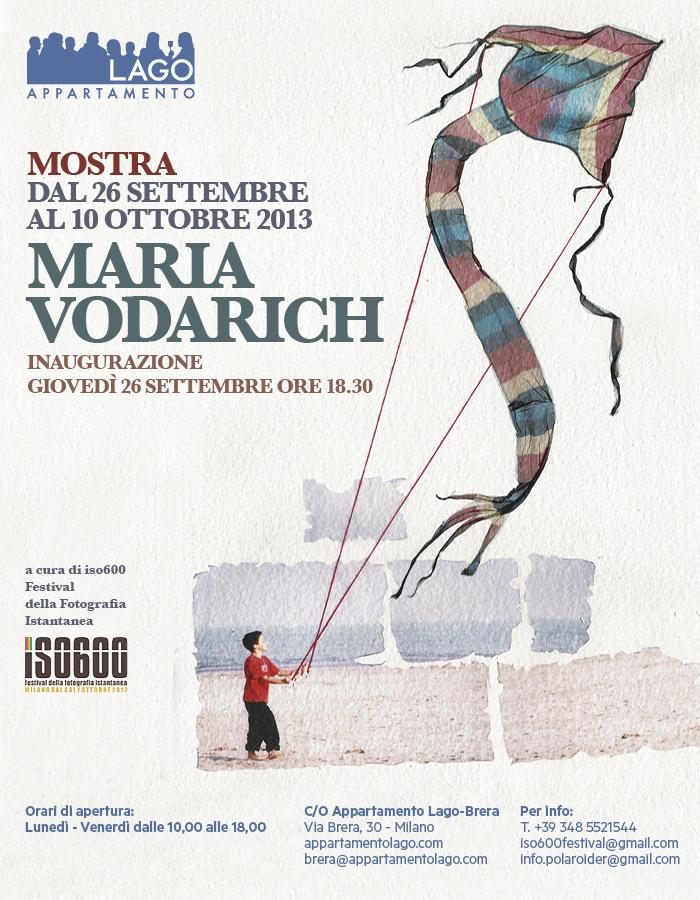 A Milano mostra fotografica di Maria Vodarich