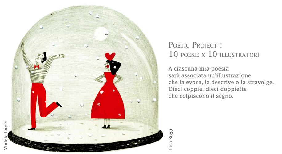"""Poetic Project"" di Lisa Biggi"