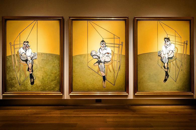 Francis Bacon batte Munch, 142 milioni di dollari