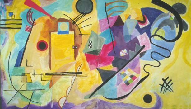 VASSILY KANDINSKY. La collezione del Centre Pompidou