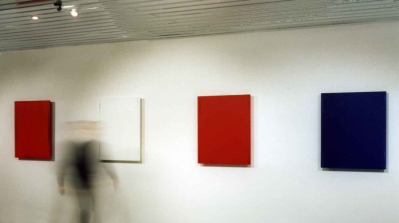 New Paintings: mostra personale di Domenico D'oora